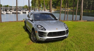 2015 Porsche Macan Turbo Review 140