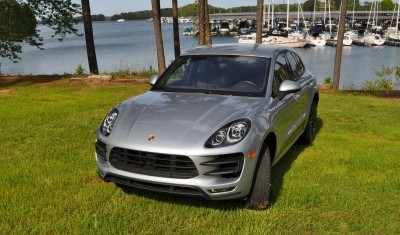 2015 Porsche Macan Turbo Review 15