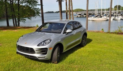 2015 Porsche Macan Turbo Review 16
