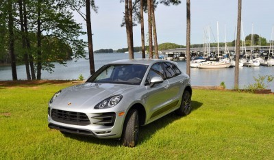 2015 Porsche Macan Turbo Review 17