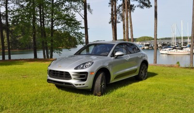 2015 Porsche Macan Turbo Review 18