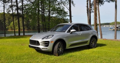 2015 Porsche Macan Turbo Review 19