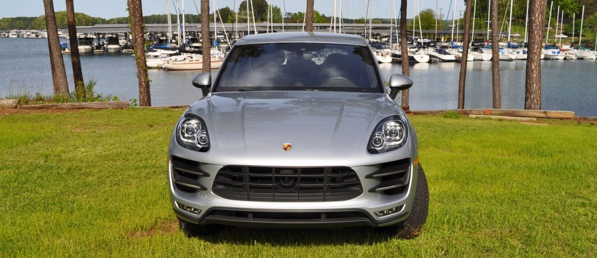 2015 Porsche Macan Turbo Review 2