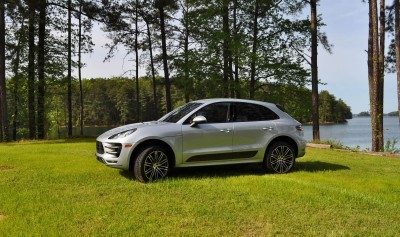 2015 Porsche Macan Turbo Review 20