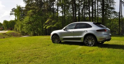 2015 Porsche Macan Turbo Review 26