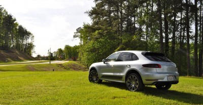 2015 Porsche Macan Turbo Review 29