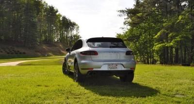 2015 Porsche Macan Turbo Review 37