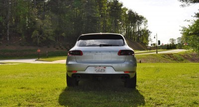 2015 Porsche Macan Turbo Review 38