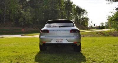 2015 Porsche Macan Turbo Review 38