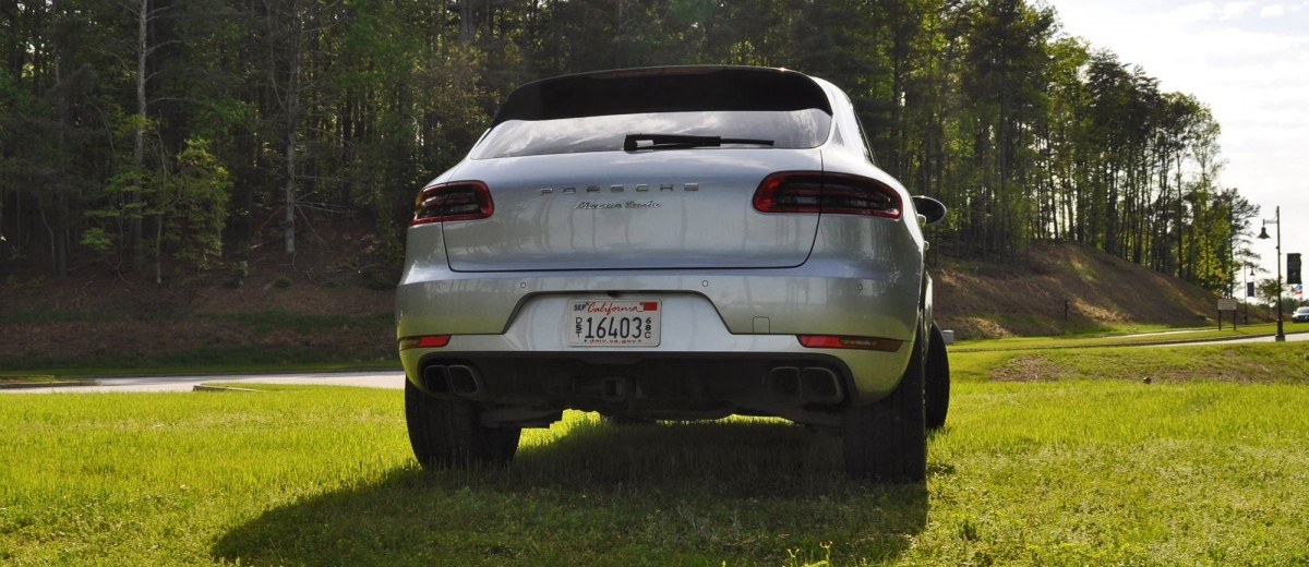 2015 Porsche Macan Turbo Review 40