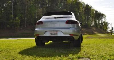 2015 Porsche Macan Turbo Review 40
