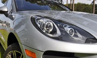 2015 Porsche Macan Turbo Review 43
