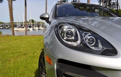 2015 Porsche Macan Turbo Review 45