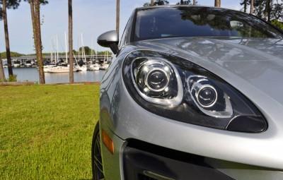 2015 Porsche Macan Turbo Review 46