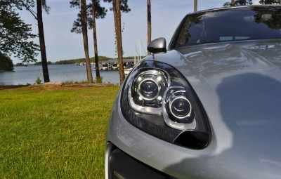 2015 Porsche Macan Turbo Review 48