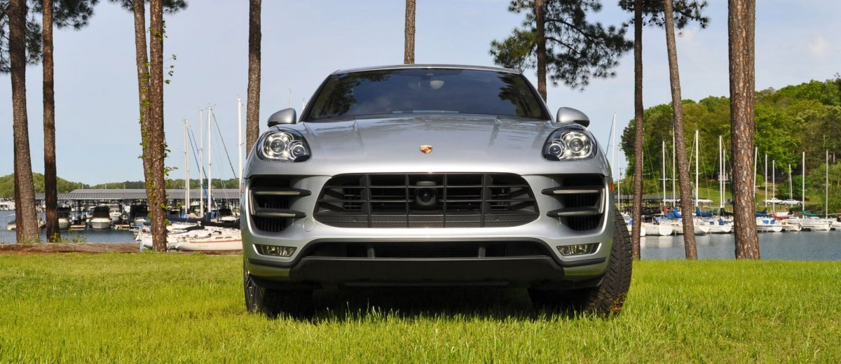 2015 Porsche Macan Turbo Review 5