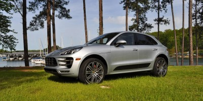 2015 Porsche Macan Turbo Review 52