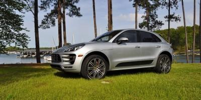 2015 Porsche Macan Turbo Review 53