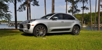 2015 Porsche Macan Turbo Review 54