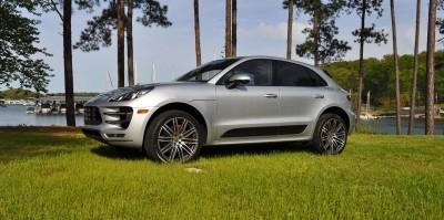 2015 Porsche Macan Turbo Review 54