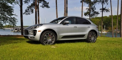 2015 Porsche Macan Turbo Review 55