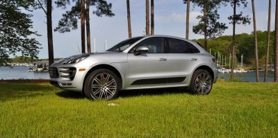 2015 Porsche Macan Turbo Review 56