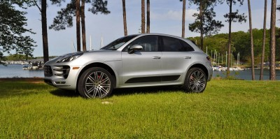 2015 Porsche Macan Turbo Review 57