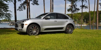2015 Porsche Macan Turbo Review 58