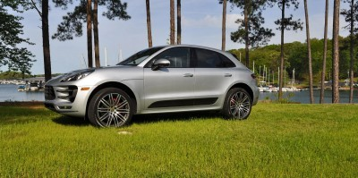 2015 Porsche Macan Turbo Review 59