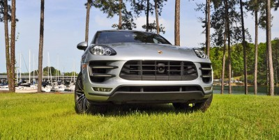 2015 Porsche Macan Turbo Review 6