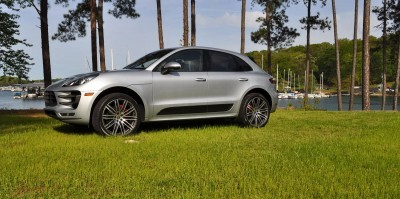 2015 Porsche Macan Turbo Review 60