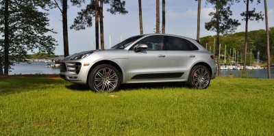 2015 Porsche Macan Turbo Review 61