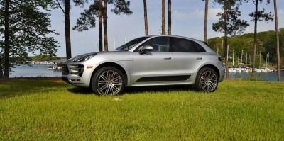 2015 Porsche Macan Turbo Review 61