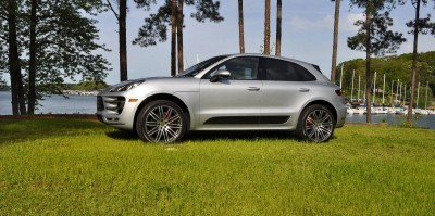 2015 Porsche Macan Turbo Review 64