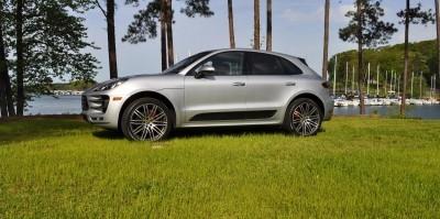 2015 Porsche Macan Turbo Review 65