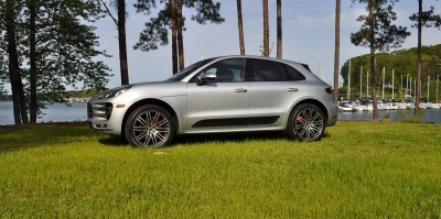 2015 Porsche Macan Turbo Review 66