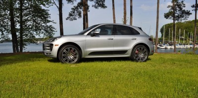 2015 Porsche Macan Turbo Review 67