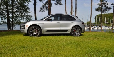 2015 Porsche Macan Turbo Review 69