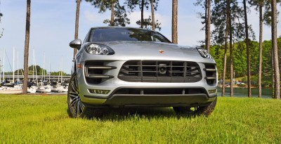 2015 Porsche Macan Turbo Review 7