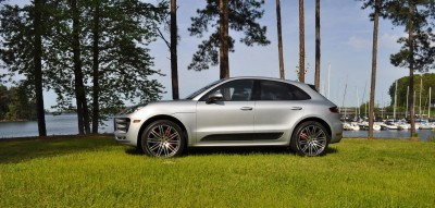 2015 Porsche Macan Turbo Review 70
