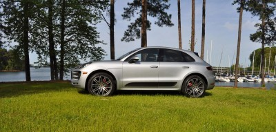 2015 Porsche Macan Turbo Review 71