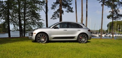 2015 Porsche Macan Turbo Review 72