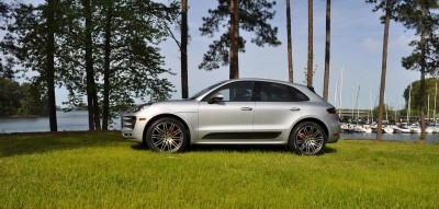 2015 Porsche Macan Turbo Review 74