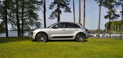 2015 Porsche Macan Turbo Review 75