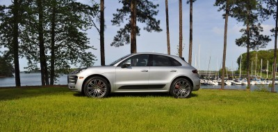2015 Porsche Macan Turbo Review 77