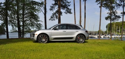 2015 Porsche Macan Turbo Review 78