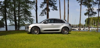 2015 Porsche Macan Turbo Review 79