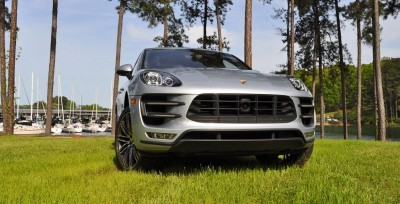 2015 Porsche Macan Turbo Review 8
