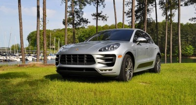 2015 Porsche Macan Turbo Review 80