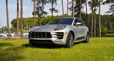 2015 Porsche Macan Turbo Review 81